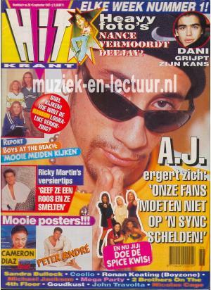 Hitkrant 1997 nr. 36