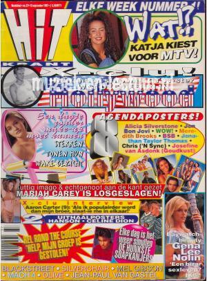 Hitkrant 1997 nr. 37