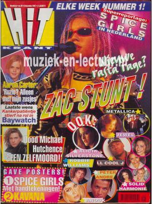 Hitkrant 1997 nr. 49