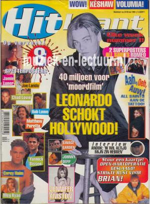 Hitkrant 1998 nr. 22