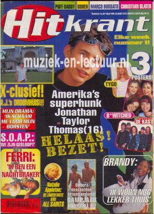 Hitkrant 1998 nr. 30