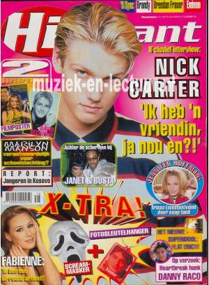 Hitkrant 1999 nr. 18