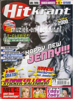 Hitkrant 2001 nr. 01