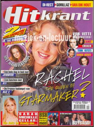 Hitkrant 2001 nr. 19
