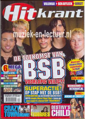 Hitkrant 2001 nr. 24