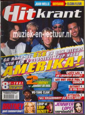 Hitkrant 2001 nr. 04