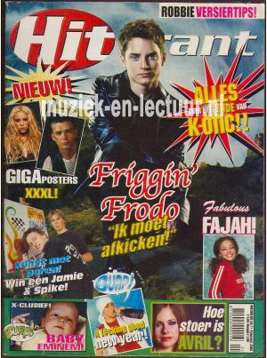 Hitkrant 2003 nr. 01