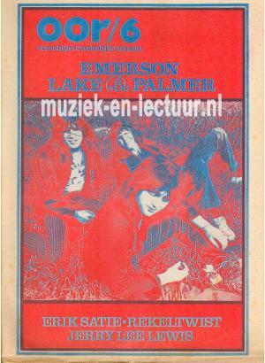 Muziekkrant Oor 1971 nr. 06
