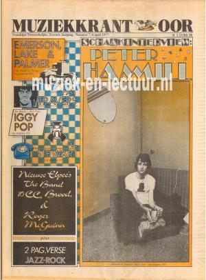 Muziekkrant Oor 1977 nr. 07