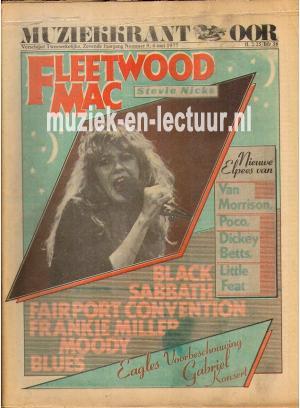 Muziekkrant Oor 1977 nr. 09