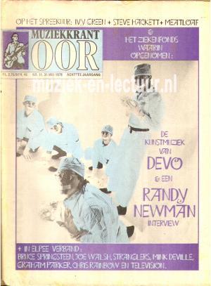 Muziekkrant Oor 1978 nr. 11