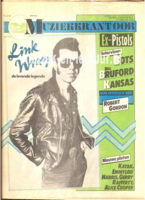 Muziekkrant Oor 1978 nr. 03
