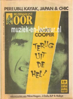 Muziekkrant Oor 1979 nr. 02