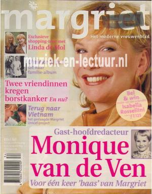 Margriet 2001 nr. 34