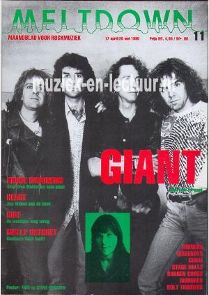 Melt Down 1990 nr. 11