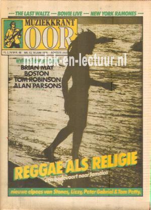 Muziekkrant Oor 1978 nr. 12