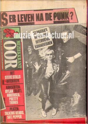 Muziekkrant Oor 1978 nr. 15