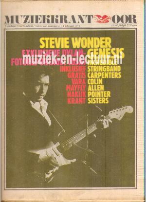 Muziekkrant Oor 1974 nr. 03