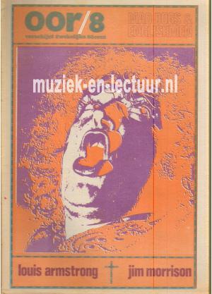 Muziekkrant Oor 1971 nr. 08
