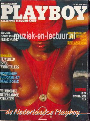 Playboy 1983 nr. 06