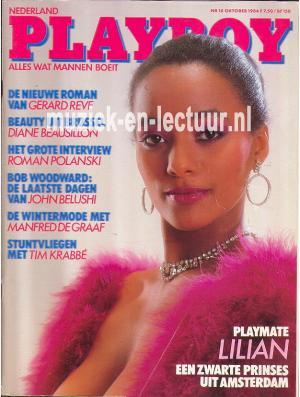 Playboy 1984 nr. 10