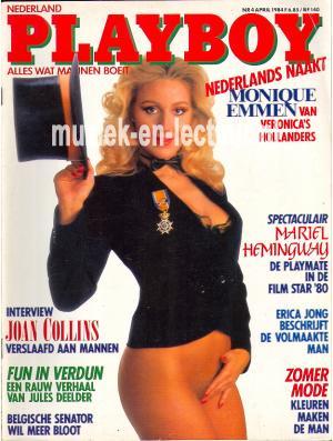 Playboy 1984 nr. 04