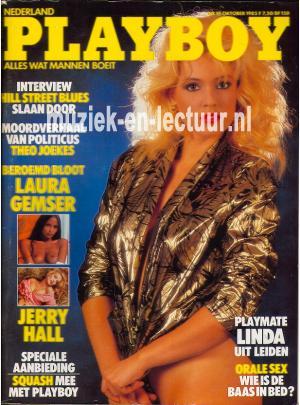 Playboy 1985 nr. 10