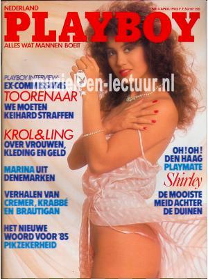 Playboy 1985 nr. 04