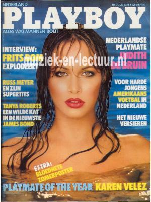 Playboy 1985 nr. 07