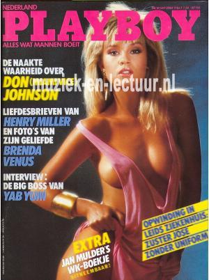Playboy 1986 nr. 10
