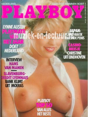 Playboy 1987 nr. 10