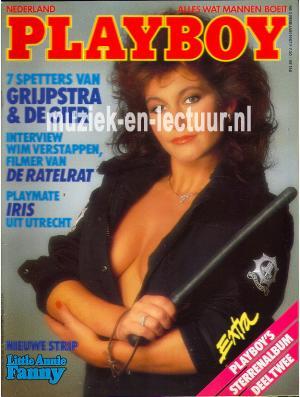 Playboy 1987 nr. 02