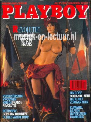 Playboy 1989 nr. 07