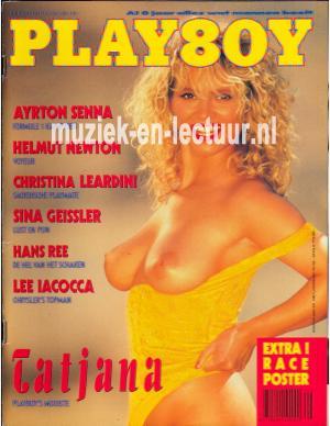Playboy 1991 nr. 05