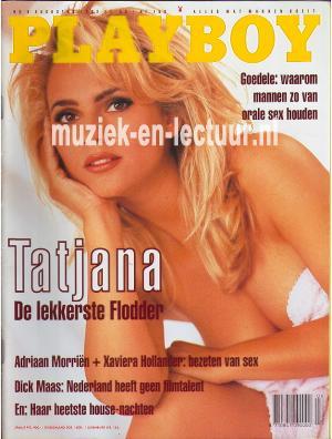 Playboy 1992 nr. 08