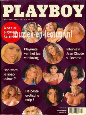 Playboy 1995 nr. 01