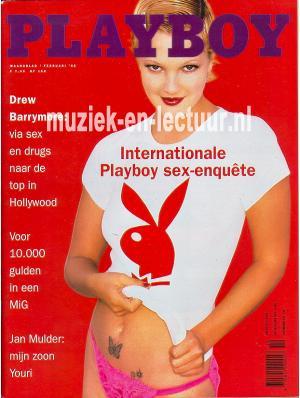 Playboy 1995 nr. 02