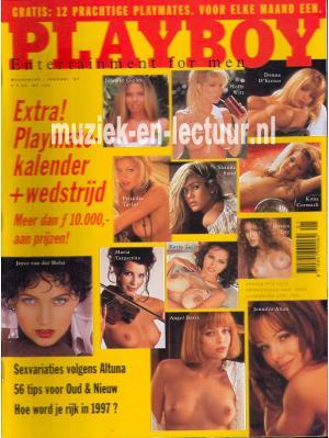 Playboy 1997 nr. 01