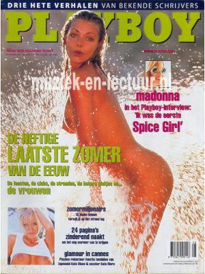 Playboy 1999 nr. 08