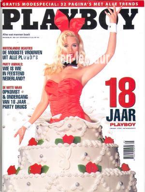 Playboy 2001 nr. 05