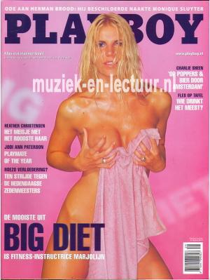 Playboy 2001 nr. 09