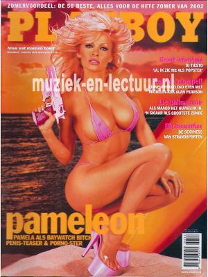 Playboy 2002 nr. 08