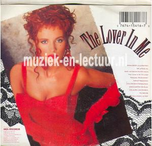 The lover in me - The lover in me (instr.)