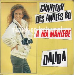 Chanteur des annees 80 - A ma maniere