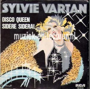 Disco queen - Sidere sideral