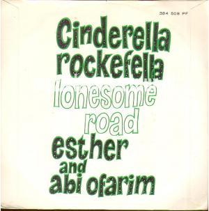 Cinderella rockefella - Lonesome road