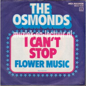 I can't stop - Flower music