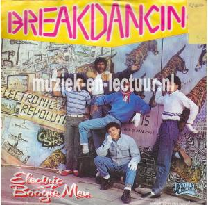 Breakdancing - Baby can you dance all night