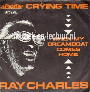 Crying time - When my dreamboat comes home
