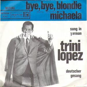 Bye, bye, blondie - Michaela